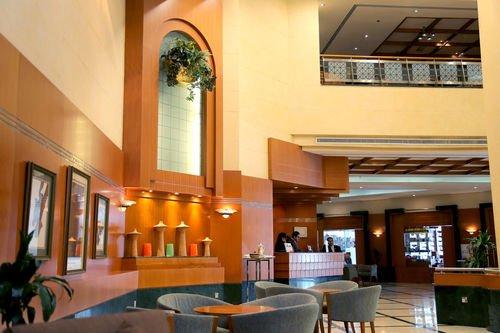 Swiss-Belhotel Sharjah - фото 6