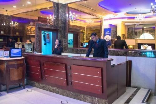Al Maha Regency Hotel Suites - фото 13