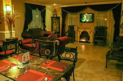 Al Maha Regency Hotel Suites - фото 15