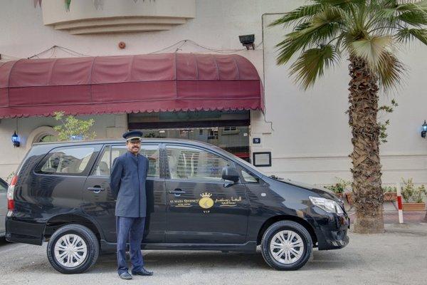 Al Maha Regency Hotel Suites - фото 20
