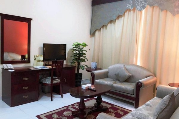 Al Maha Regency Hotel Suites - фото 4