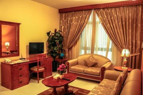 Al Maha Regency Hotel Suites - фото 5