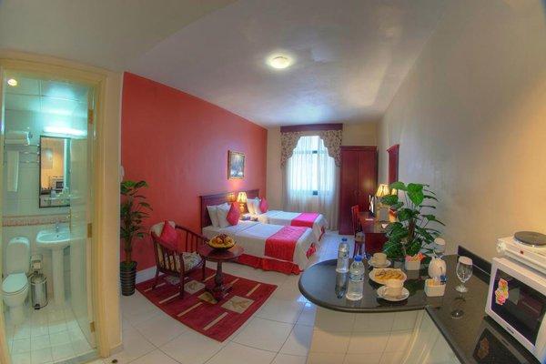 Al Maha Regency Hotel Suites - фото 6