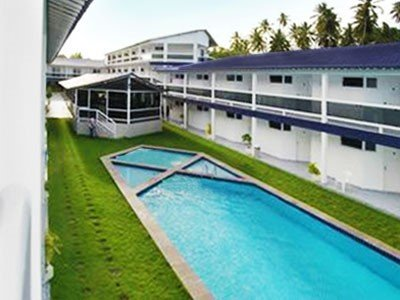 Гостиница «Caju Praia Azul», São José da Coroa Grande