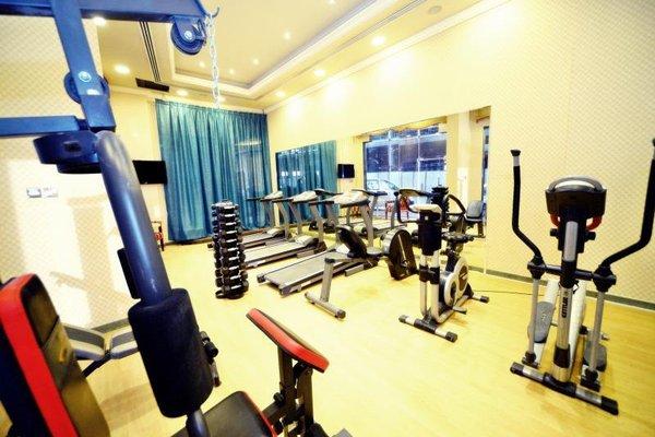 Emirates Stars Hotel Apartments Sharjah - фото 20