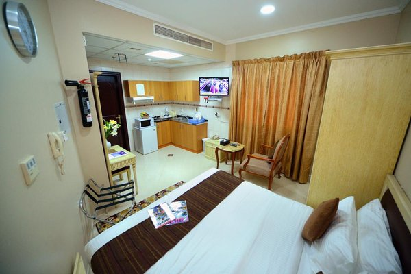 Emirates Stars Hotel Apartments Sharjah - фото 4