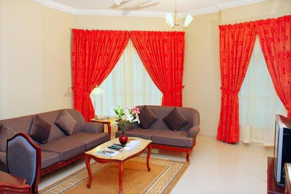 Emirates Stars Hotel Apartments Sharjah - фото 7