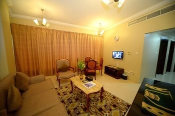Emirates Stars Hotel Apartments Sharjah - фото 8