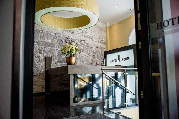 Hotel Jakob Regensburg - фото 4