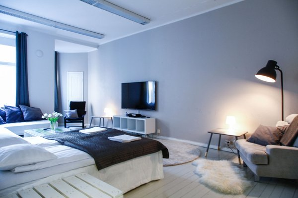 Helsinki Central Apartments - фото 50