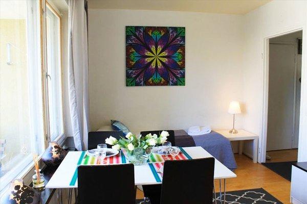 Helsinki Central Apartments - фото 15