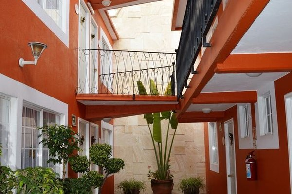 Hotel Camba - фото 8