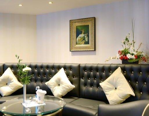 Baxter Hoare Hotel Ship Dusseldorf - фото 1
