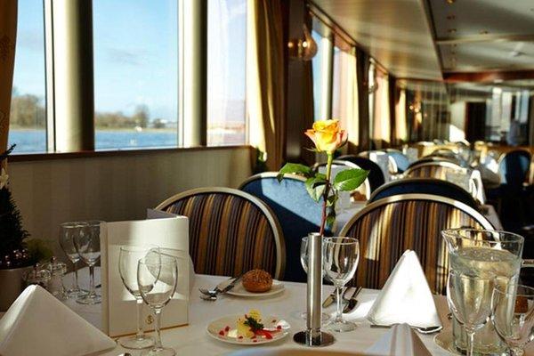 Baxter Hoare Hotel Ship Dusseldorf - фото 4