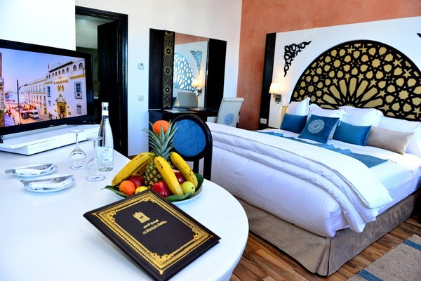 El Minzah Hotel - фото 1
