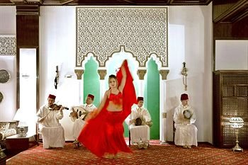 El Minzah Hotel - фото 10