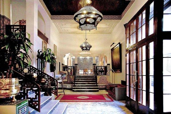 El Minzah Hotel - фото 12