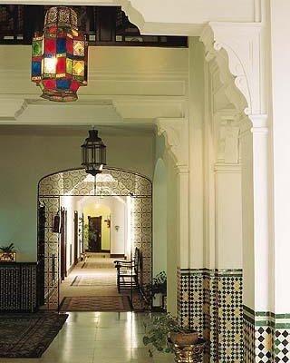 El Minzah Hotel - фото 13