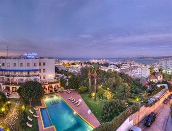 El Minzah Hotel - фото 22