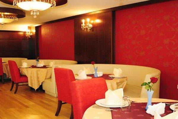 Al Hayat Hotel Apartments - фото 12