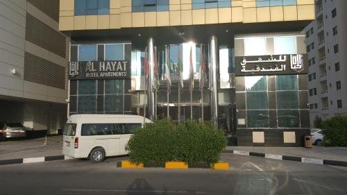 Al Hayat Hotel Apartments - фото 21