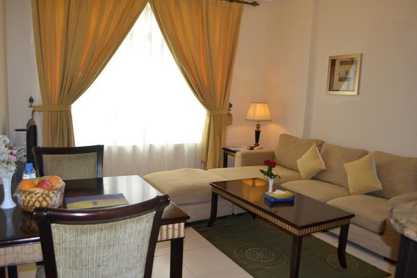 Al Hayat Hotel Apartments - фото 3