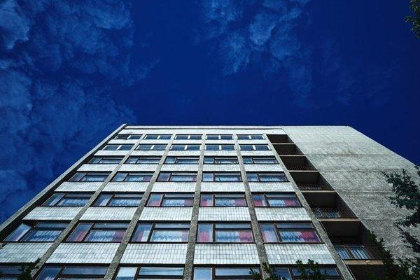Top Floor Hostel - фото 12
