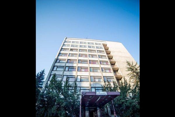 Top Floor Hostel - фото 13