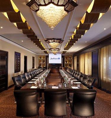 Radisson Blu Resort, Sharjah - фото 15