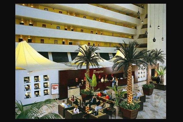 Radisson Blu Resort, Sharjah - фото 23