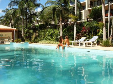 The Oasis Apartments and Treetop Houses