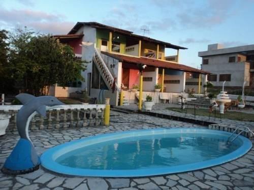 Гостиница «FLAT PARAISO TROPICAL», Jacumã