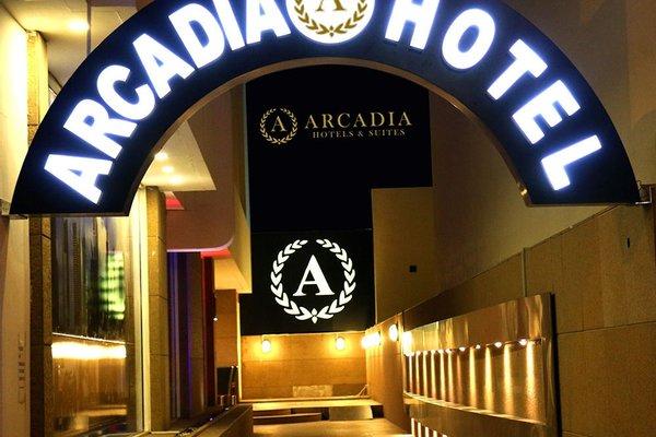 Arcadia Hotel Suites - фото 14
