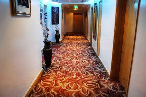Отель City King - фото 12