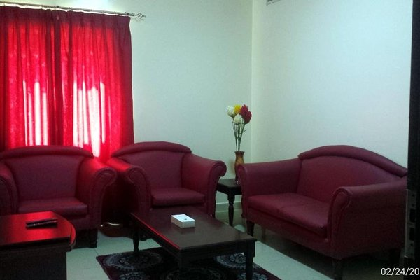 Al Reem Hotel Apartments - фото 10