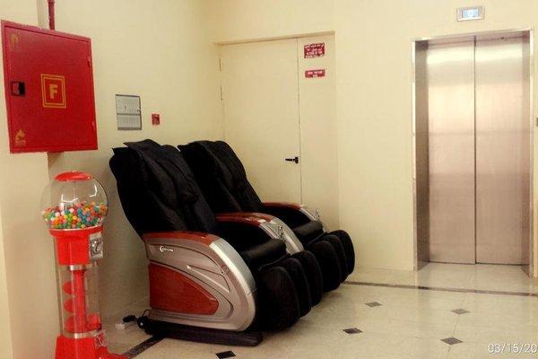 Al Reem Hotel Apartments - фото 18