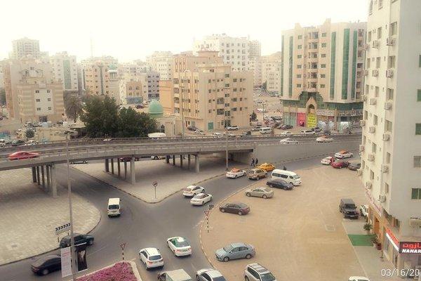 Al Reem Hotel Apartments - фото 19