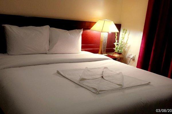 Al Reem Hotel Apartments - фото 2