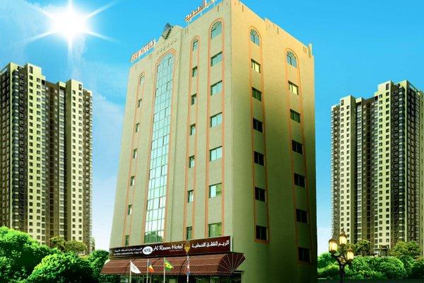 Al Reem Hotel Apartments - фото 20