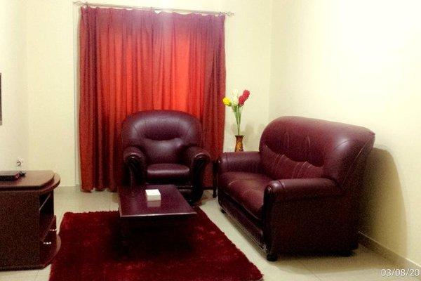 Al Reem Hotel Apartments - фото 8