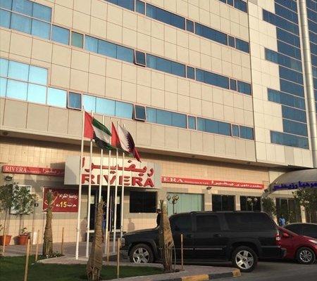 Marhaba Residence - фото 22