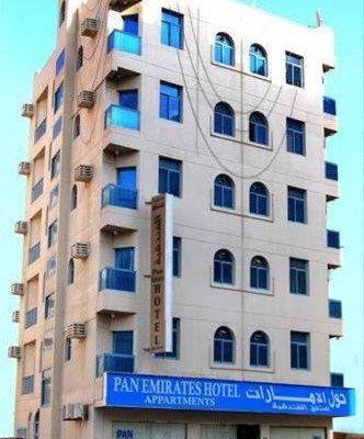 Pan Emirates Hotel - фото 25