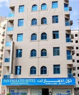 Pan Emirates Hotel - фото 22