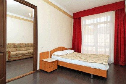 Отель Круиз на Серафимовича - фото 5