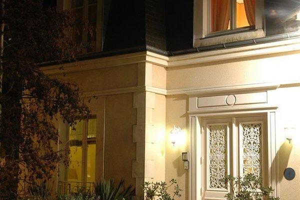 LeCoq-Gadby Hotel Charme et Tradition - фото 11