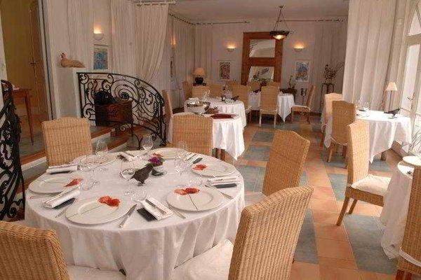LeCoq-Gadby Hotel Charme et Tradition - фото 17