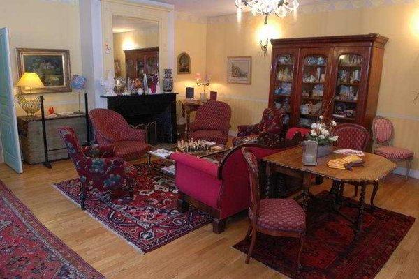 LeCoq-Gadby Hotel Charme et Tradition - фото 18