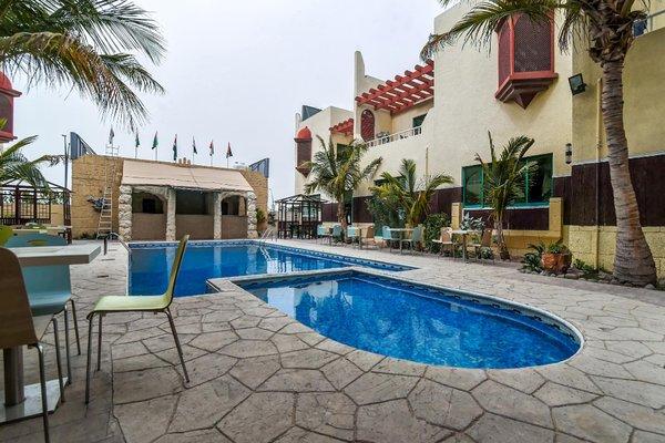 Shatee Al Raha Hotel, Шарджа