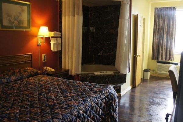 Мотель «Economy Inn», Ноксвилл