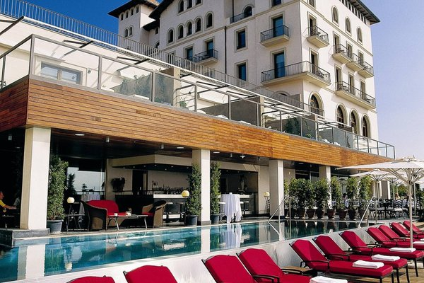 Gran Hotel La Florida - фото 50
